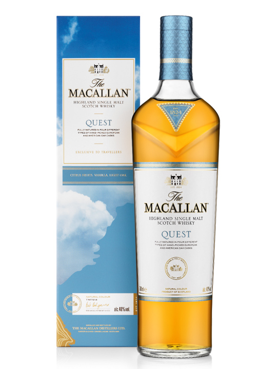 WHISKY MACALLAN QUEST