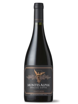VANG CHILE MONTES ALPHA SPECIAL CUVEE PINOT NOIR