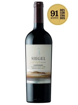 VANG CHILE SIEGEL SINGLE VINEYARD CARMENNERE