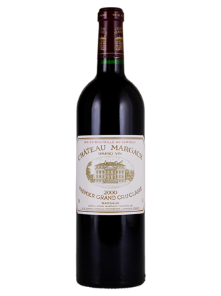 VANG PHÁP CHATEAU MARGAUX 2000