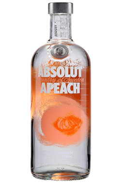 VODKA THỤY ĐIỂN ABSOLUT APEACH