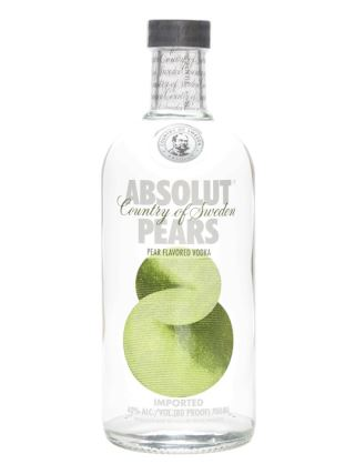 VODKA THỤY ĐIỂN ABSOLUT PEARS