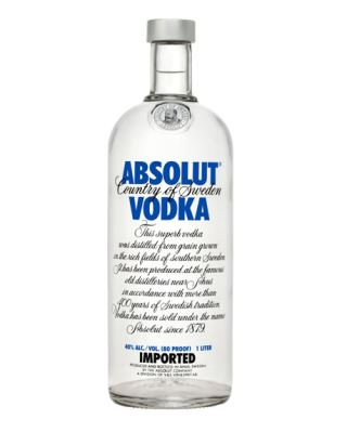 VODKA THỤY ĐIỂN ABSOLUT VODKA