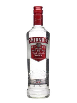 VODKA NGA  SMIRNOFF RED 1000ML