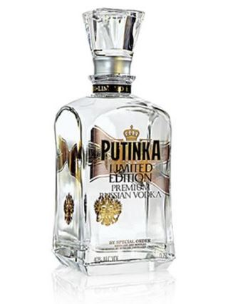 VODKA NGA PUTINKA 750ml