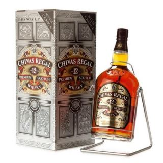 WHISKY CHIVAS 12 4500ml