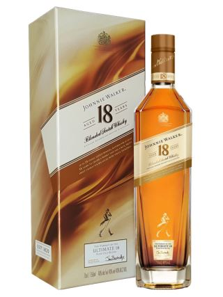 WHISKY SCOTLAND JOHNNIE WALKER 18 750ML