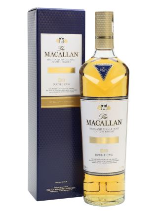WHISKY MACALLAN GOLD DOUBLE CASK (UK)