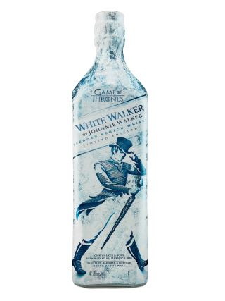 WHISKY JOHNNIE WALKER WHITE WALKER 1Lit
