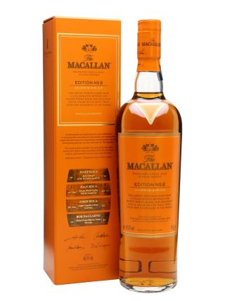 WHISKY MACALLAN EDITION NO.2