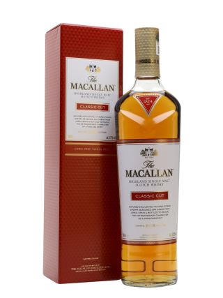 WHISKY MACALLAN CLASSIC CUT 2018