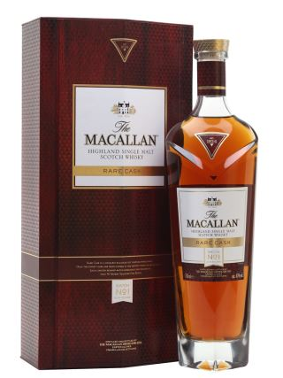 WHISKY MACALLAN RARE CASK- BATCH NO.1
