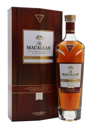 WHISKY MACALLAN RARE CASK- BATCH NO.2