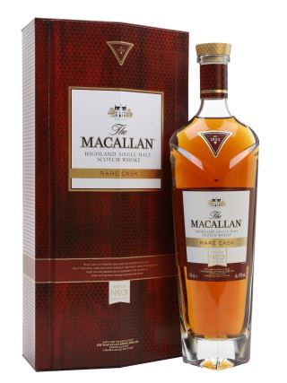WHISKY MACALLAN RARE CASK- BATCH NO.3