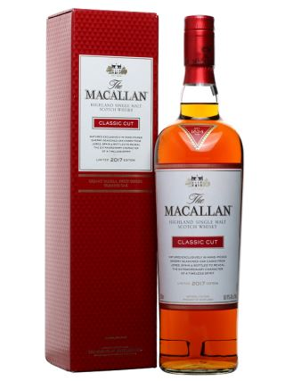 WHISKY MACALLAN CLASSIC CUT 2017