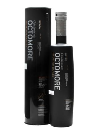 WHISKY OCTOMORE SCOTTISH BARLEY EDITION 6.1