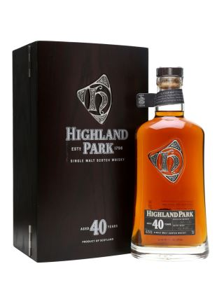 WHISKY HIGHLAND PARK 40