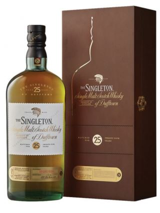 WHISKY SCOTLAND SINGLETON 25 NĂM