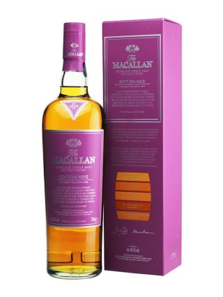 WHISKY MACALLAN EDITION NO.5