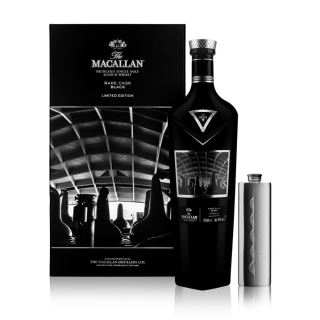 WHISKY MACALLAN RARE CASK BLACK LIMITED 2018