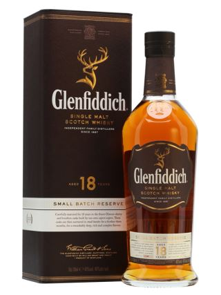 WHISKY SCOTLAND GLENFIDDICH 18 NĂM