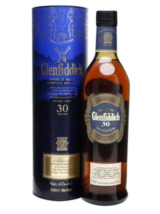 WHISKY SCOTLAND GLENFIDDICH 30 NĂM