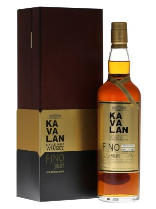 WHISKY TAIWAN KAVALAN SOLIST FINO SHERRY CASK